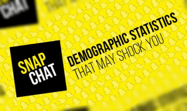Snapchat: Demographic Statistics That May Shock You