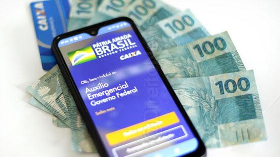 burladores auxilio emergencial devolver dinheiro dobro