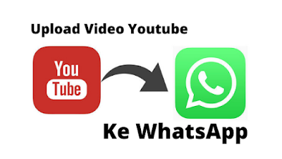 Cara Upload Video Dari Youtube Ke Status WhatsApp