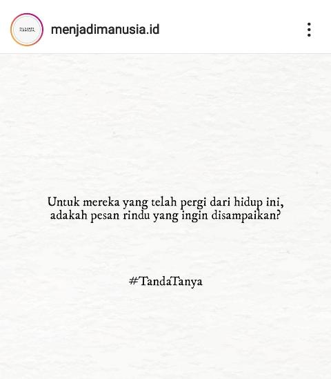 20 Akun Instagram Quotes Bahasa Indonesia Happening Musdeoranje Net