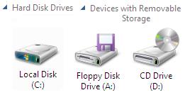 Cara Mengubah huruf Hard Disk