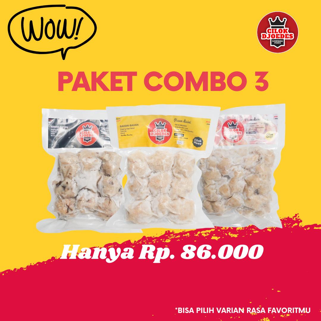 Paket COMBO 3
