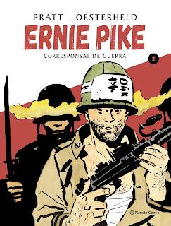 Ernie Pike - Pratt y Oesterheld 2
