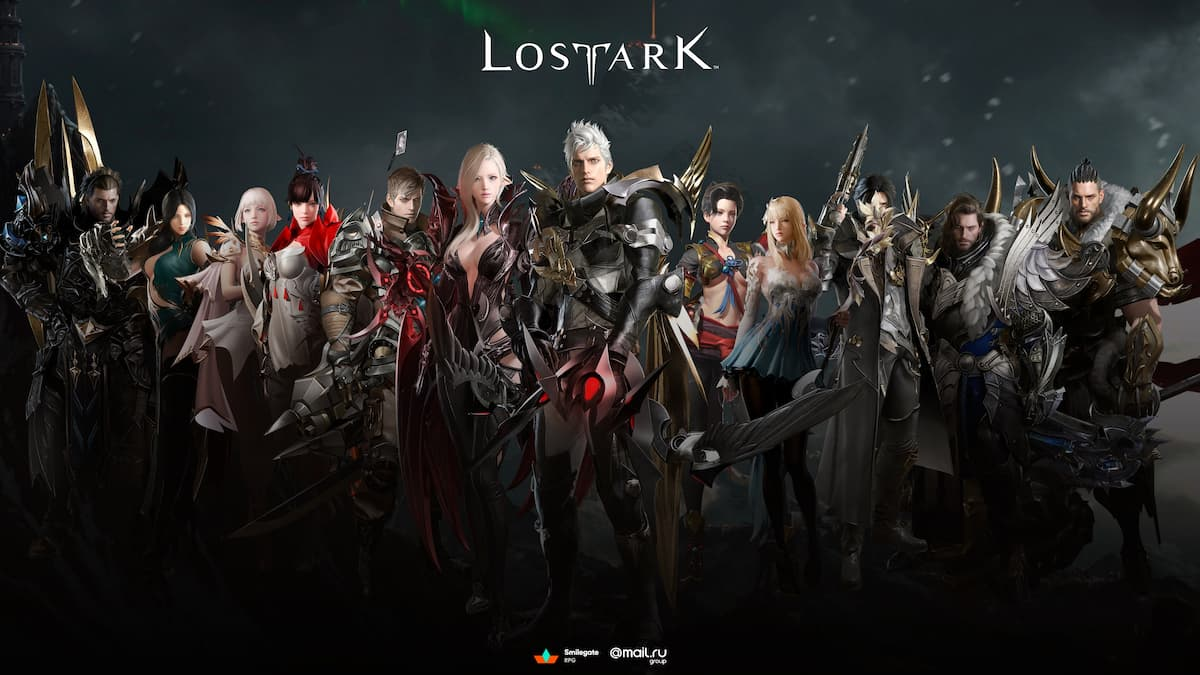 """LOST ARK - Quenching from 250 to 1340gs in the """"Revenge of the Masters"""" update"""