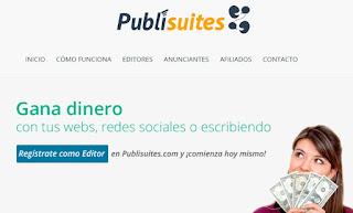 Publisuites - Posts patrocinados