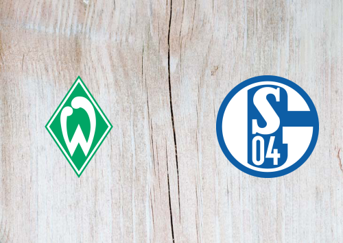 Werder Bremen vs Schalke 04 -Highlights 23 November 2019