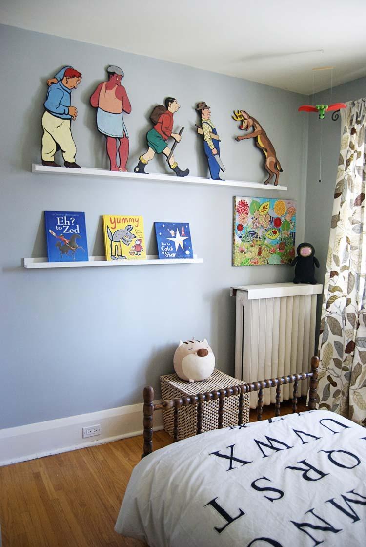 "Boys Room: Wicked & Weird: Cam's New ""vintage"" Big Boy Room"