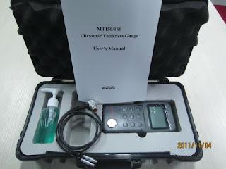 Darmatek Jual Dekko MT160 Ultrasonic Thickness Gauge