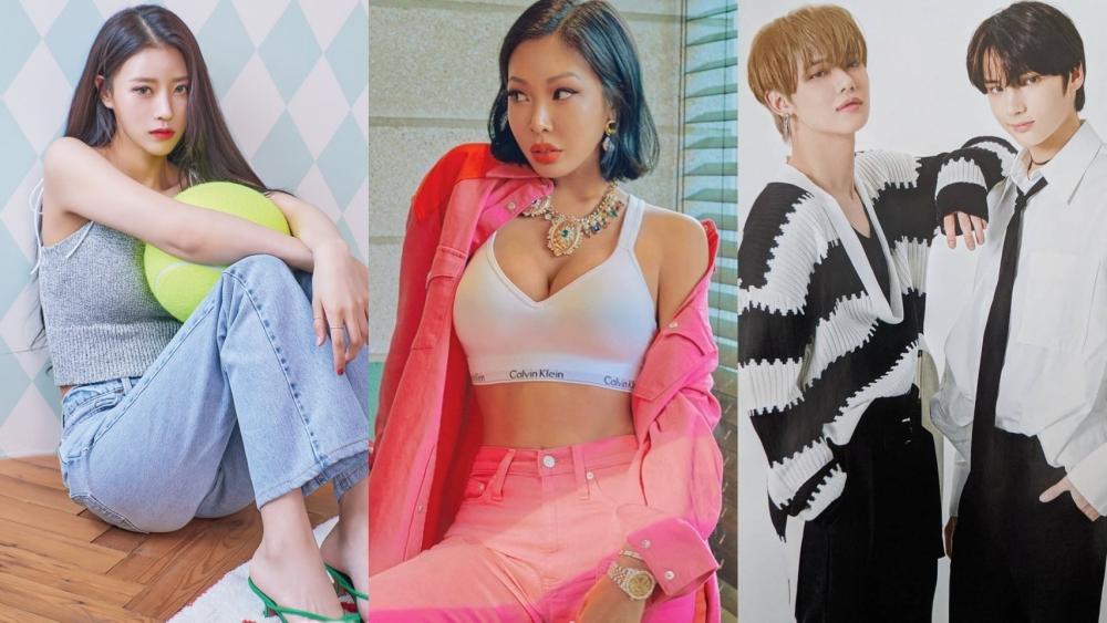 Lovelyz's Mijoo, Jessi, TXT's Yeonjun and Huening Kai Confirmed as Guest Stars on 'Running Man'