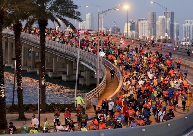 Corridas e maratonas de Miami em 2019
