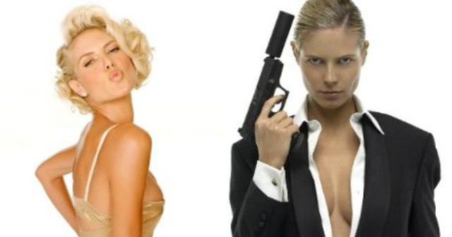 16 Heidi Klum Hot & Sexy Pictures Explore Her Bikini Supermodel