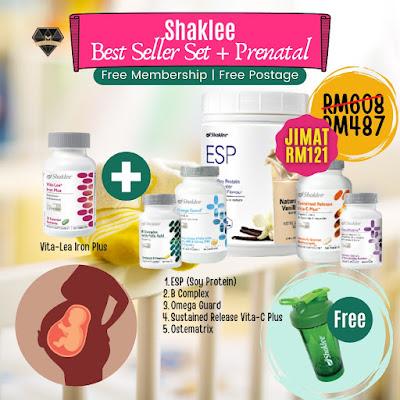 Promosi Shaklee Jun 2021