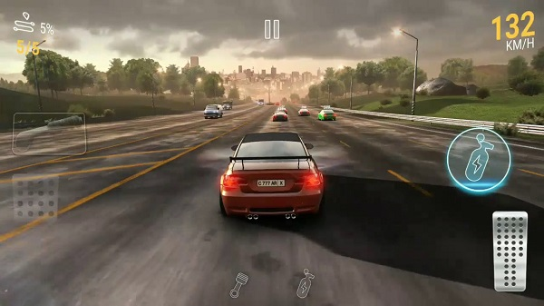 CarX Highway Racing iPhone iPad Android juegos de autos gratis
