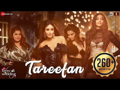 Tareefan song lyrics gravitylyrics