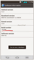 Cara Root LG G2 (All Version)