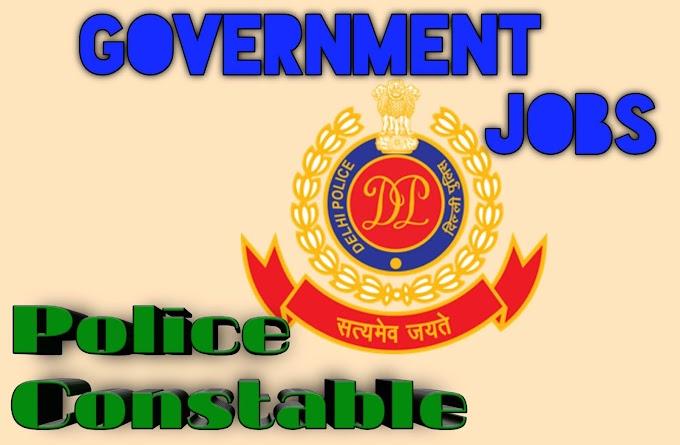Delhi Police Government Recruitment for 649 Head Constable Posts 2019-20 || servicegujarat.com