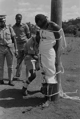 Idi Amin started the game of killing his rival tribes and Obote supporters