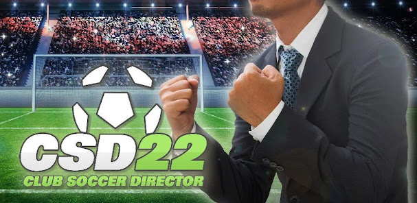 Club Soccer Director 2022 MOD APK Download for Android