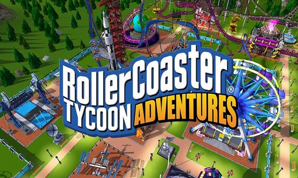 Roller Coaster Tycoon Free Download PC Game