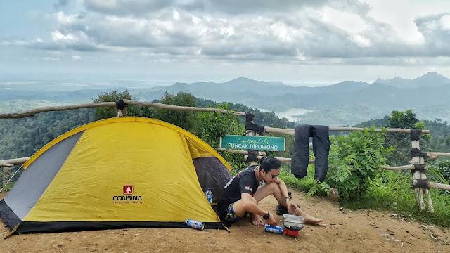 Camping Di Canting Mas Puncak Dipowono