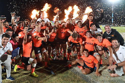 Jaguares XV Campeones de la First Division Currie Cup