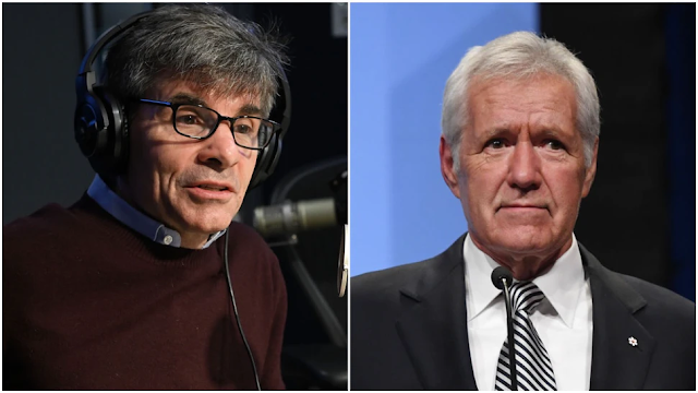 Stephanopoulos Reps Angle For Him To Replace Trebek: Report