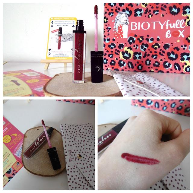 Biotyfull Box de Février - La glamour Saint Valentin