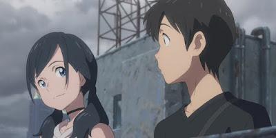 WEathering With You – Tenki no Ko, filme será lançado no Brasil