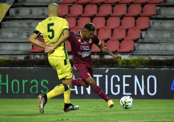 DEPORTES TOLIMA: Quinto 0-0 de sus últimos siete partidos...¡Y peor aún! No marca gol desde hace 289 minutos