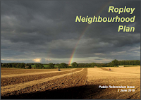 Cover of Ropley Neighbourhood Plan