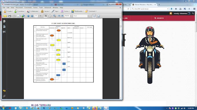 Cara Membuat Booklet A5 di Kertas A4 Cetak Depan Belakang Lebih MudahDengan PDF