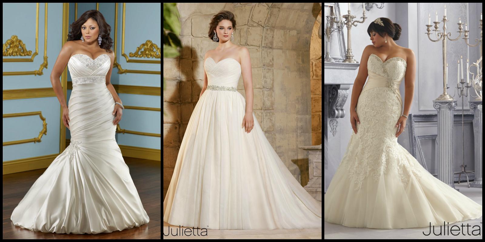 Plus Size Wedding Dresses Miami : Mori lee s julietta collection gorgeous plus size wedding gowns