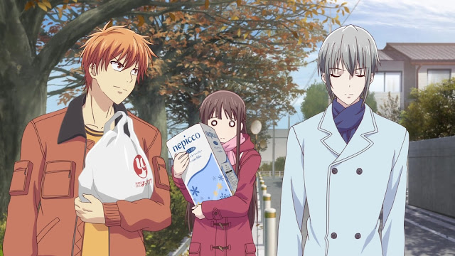 Temporada final de Fruits Basket se estrenará en 2021