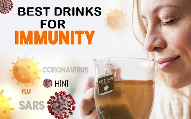 Immunity Boost करने वाली ड्रिंक्स