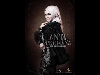 Lirik Lagu Anta Permana - Dato' Siti Nurhaliza
