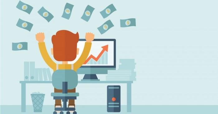 5 Bisnis Sampingan Online yang Menguntungkan - Kader Bisnis