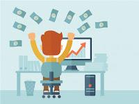 5 Bisnis Sampingan Online yang Menguntungkan