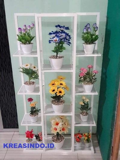 Jasa Rak Bunga Indor dan Berbagai Model Cantik yang Bisa Dipilih