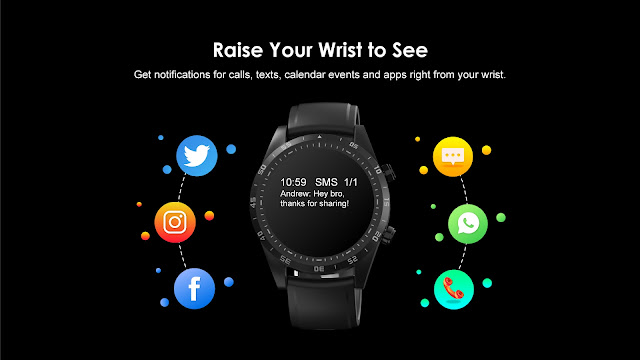 Smart watch oraimo (OSW-20) Informations:
