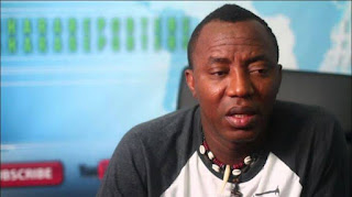 #DSS Charges #Sowore For Treasonable Felony, Cyberstalking #Buhari