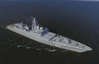 Kapal Laksamana Gorshkov