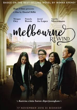 pesan moral Film Melbourne rewind