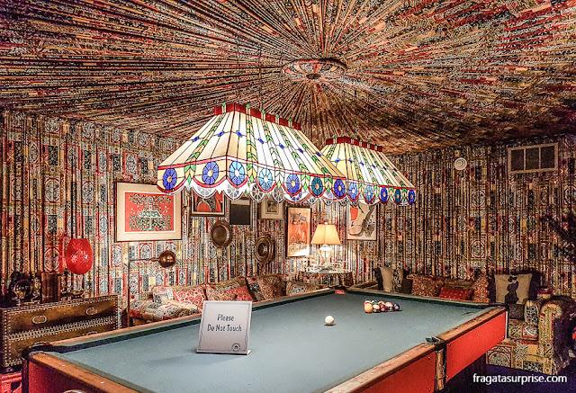 Sala de jogos de Graceland