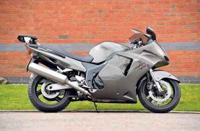 3. Honda CBR1100XX Super Blackbird