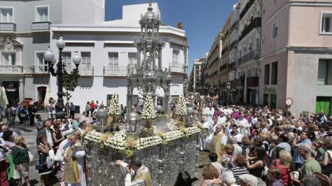 El Pontifical del Corpus de Cádiz será abierto al público respetando el aforo y las medidas de seguridad