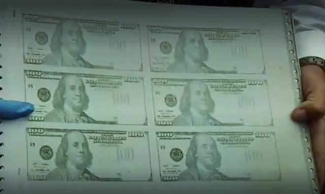 Policía Nacional  incautó más de 5 millones de dólares falsos