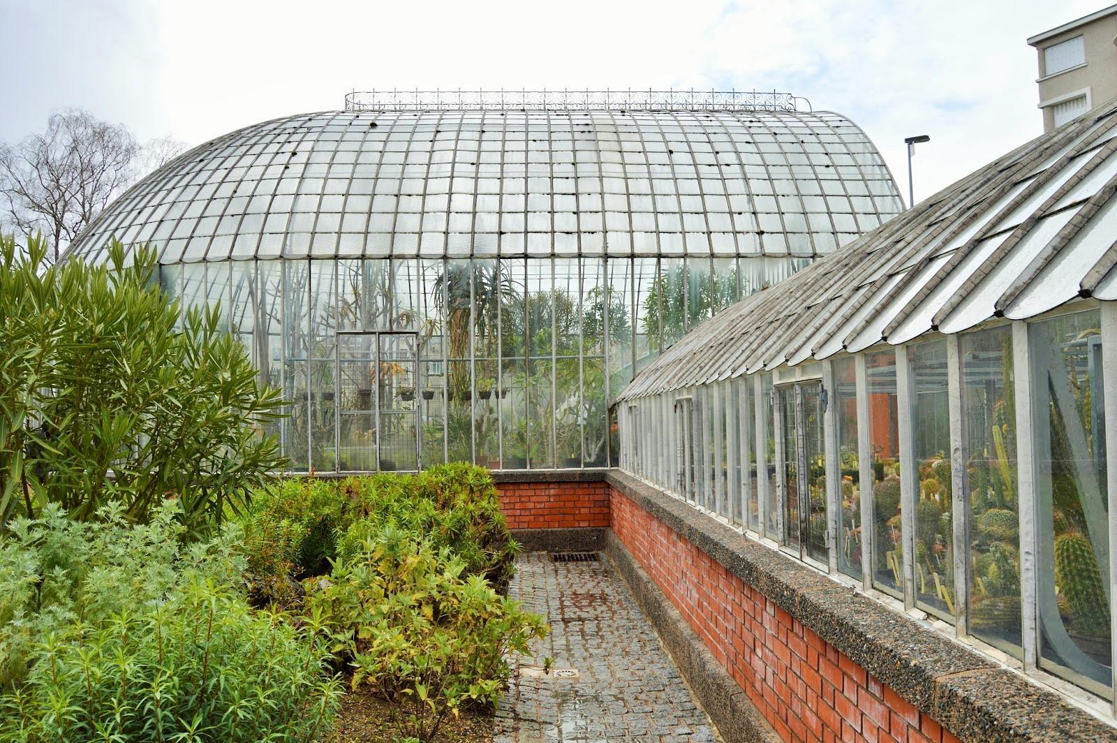 Best serre du jardin des plantes nantes images awesome interior home satellite - Petit jardin mediterraneen nantes ...