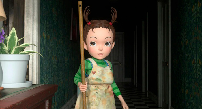 Earwig and the Witch (Aya to Majo) 3DCGI anime film - Studio Ghibli