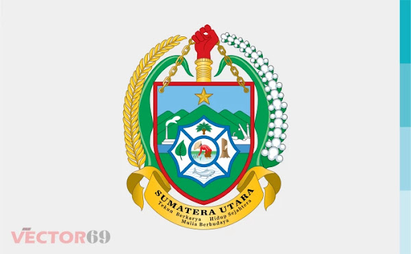 Provinsi Sumatera Utara (Sumut) Logo - Download Vector File SVG (Scalable Vector Graphics)