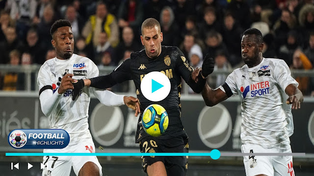 Amiens SC vs Monaco – Highlights